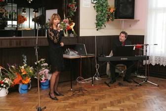 Hudobný hosť: Sveťa Sarvašová.