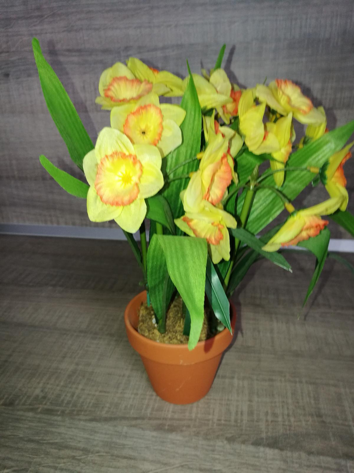 Umelá kvetina  - Obrázok č. 1