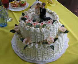 náš dortík :-)