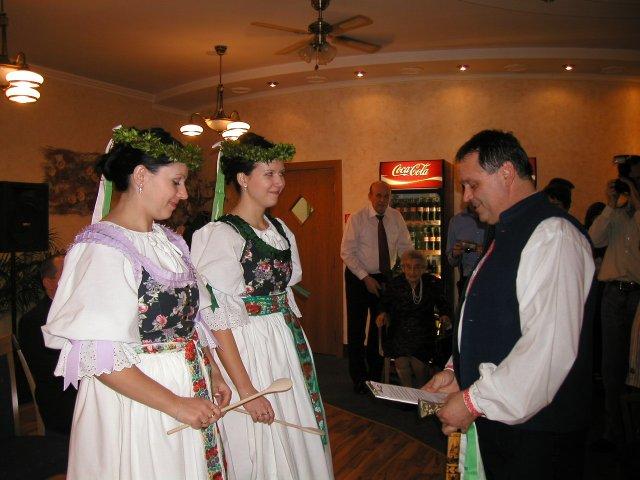 Iveta & Vladino{{_AND_}}Janka & Karel - začepčenie