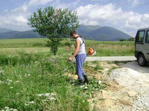Obcas pomoze aj bracho, bol vymenovany za hlavneho kosca :-)