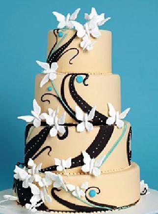 08.08.2008 -  odmietam svadbu ak nebudme mat tuto tortu xD