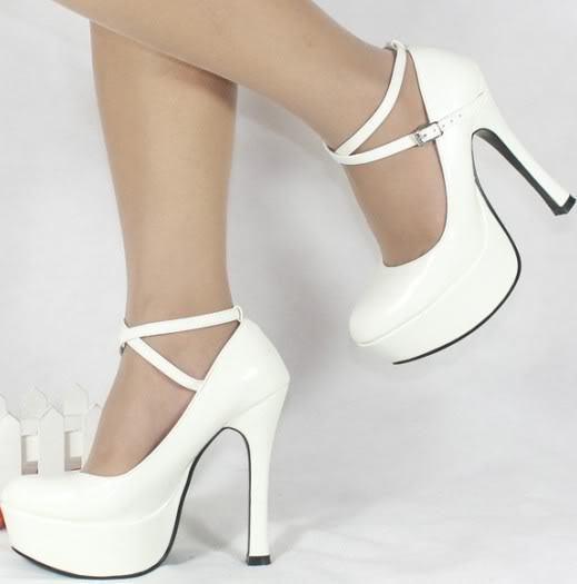Wedding shoes - Obrázok č. 3