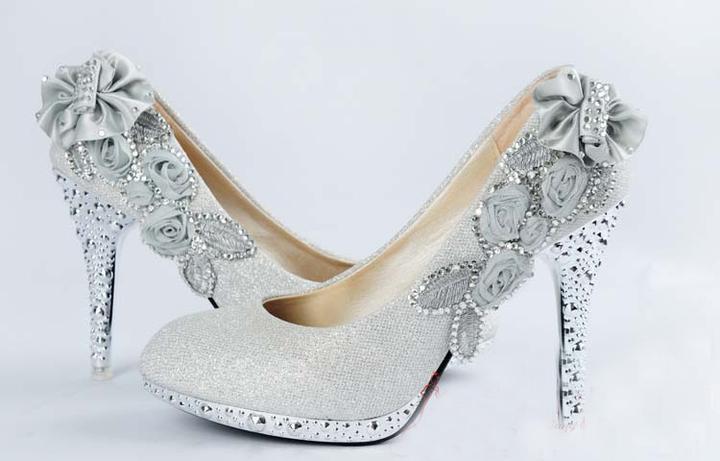 Wedding shoes - Obrázok č. 9