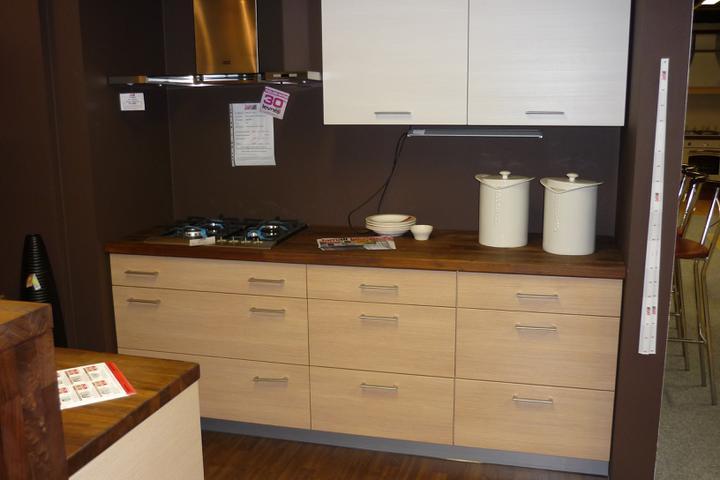Vybraná kuchyň Puškvorec - Nabytek Jamall Tafla, vzorova kuchyne, nase bude vypadat malinko jinak
