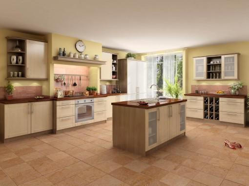Zařízení Puškovorec - Oresi, venkovska kuchyne Toscana