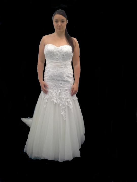 Švatební šaty - změna váhy = změna šatů - Obrázek č. 14