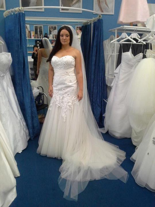 Svatební šaty - final - Obrázek č. 2
