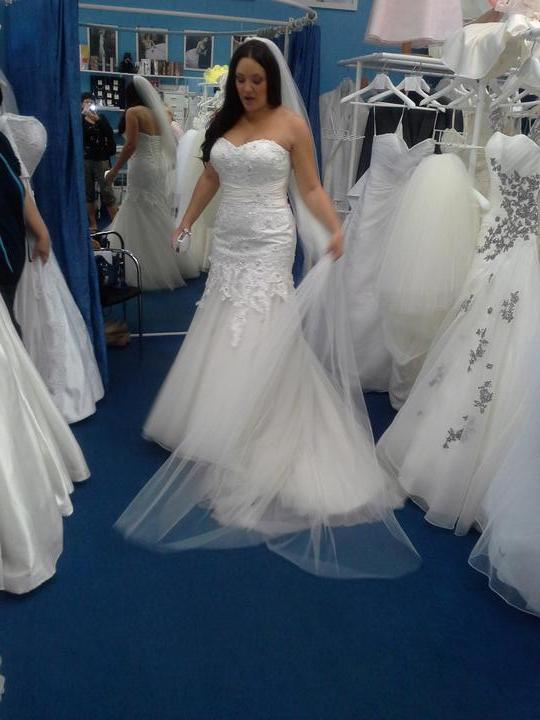 Svatební šaty - final - Obrázek č. 3
