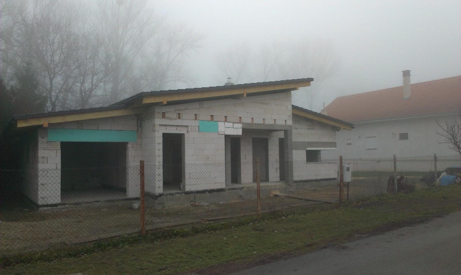 Bungalov s pultovymi strechami - Obrázok č. 37