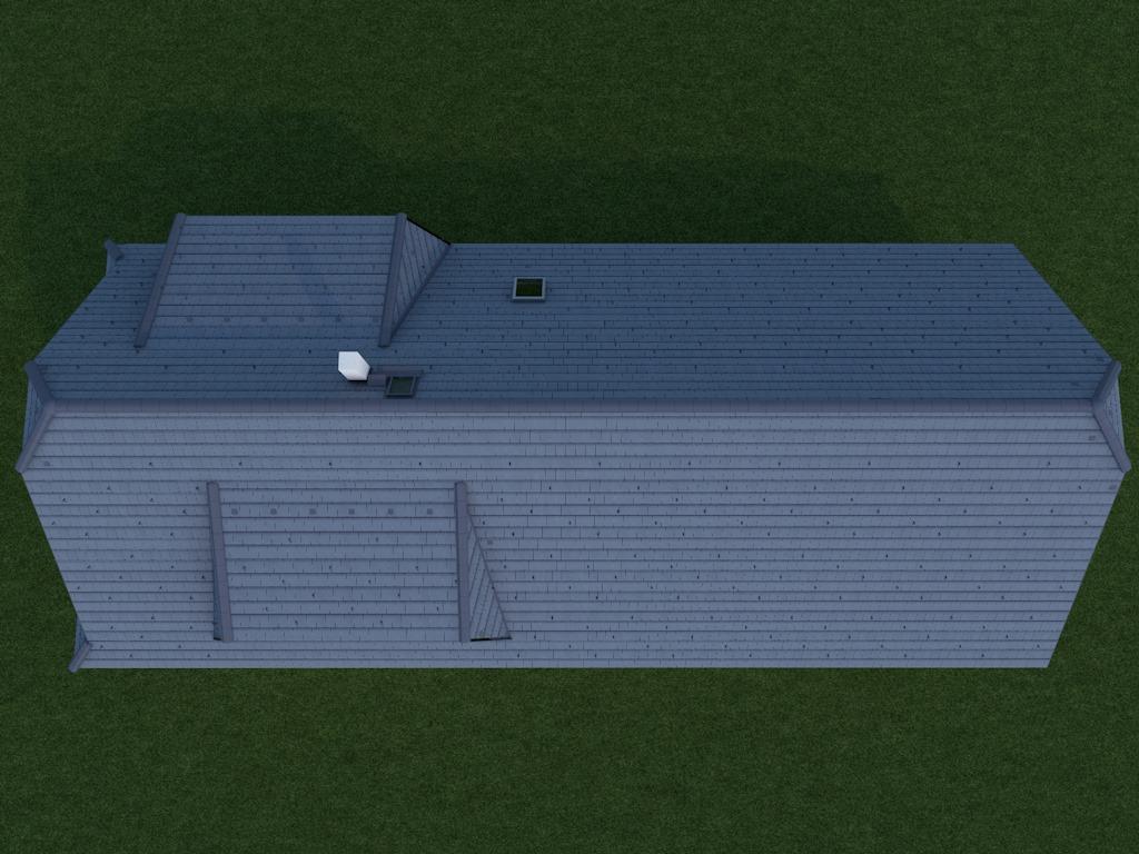 Výzva roku 2020  - střecha 450 m² SVÉPOMOCÍ - Obrázek č. 1