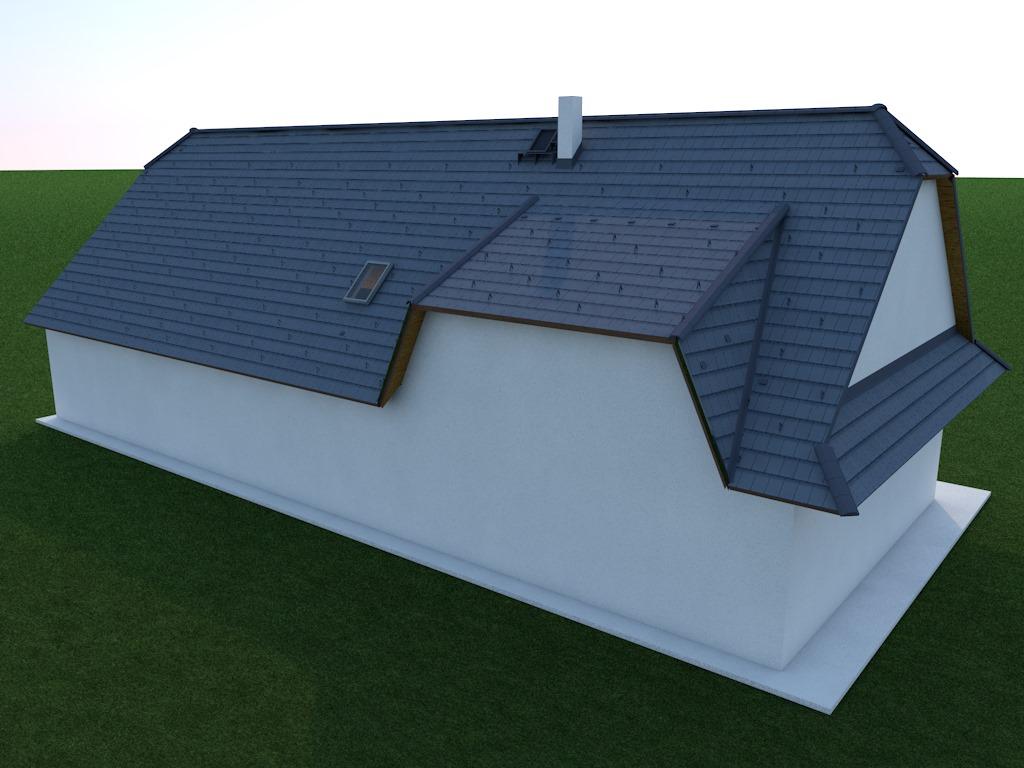 Výzva roku 2020  - střecha 450 m² SVÉPOMOCÍ - Obrázek č. 3