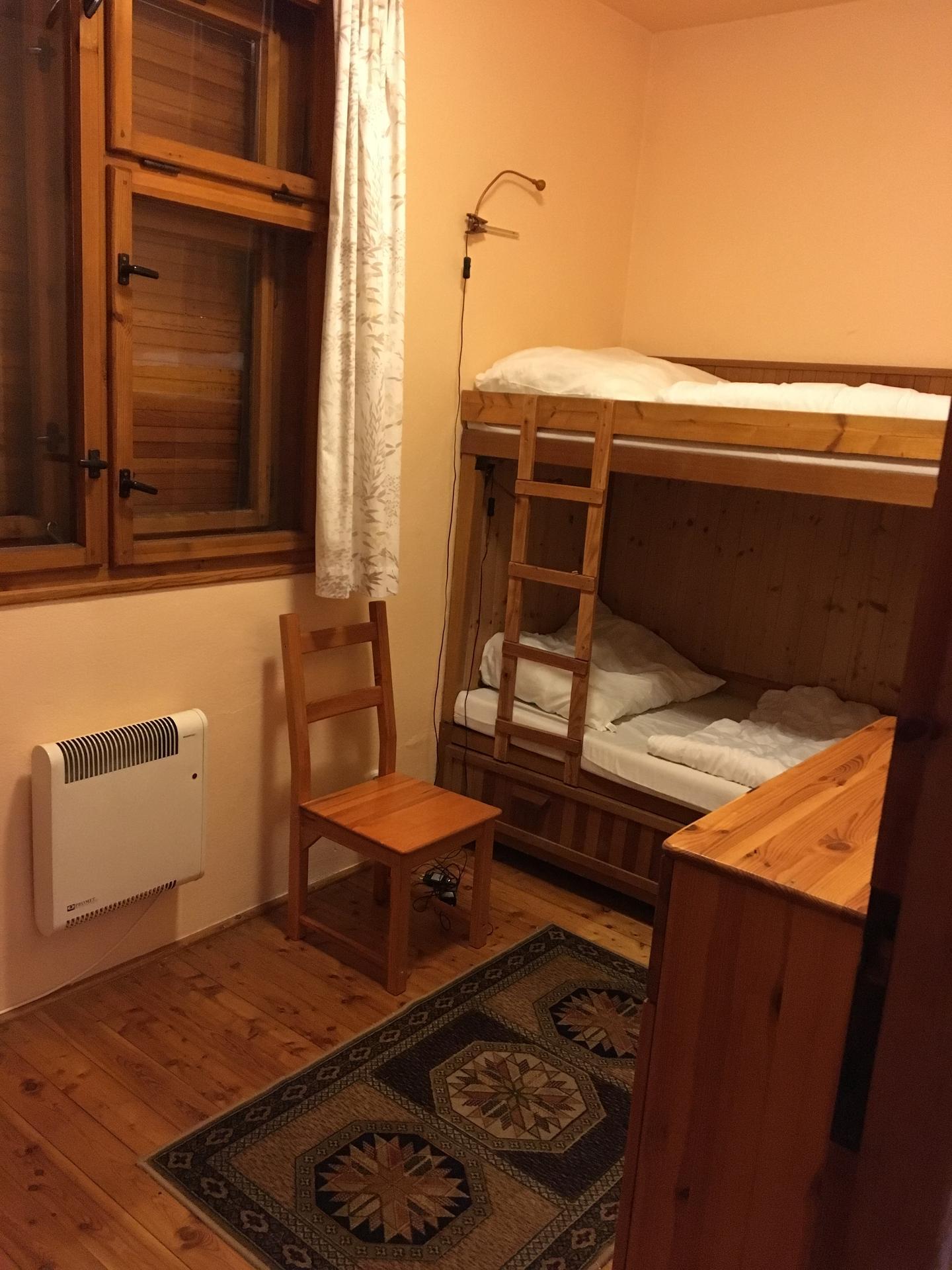 Tam, kde to milujem 🧡 - Pôvodný stav detská izba