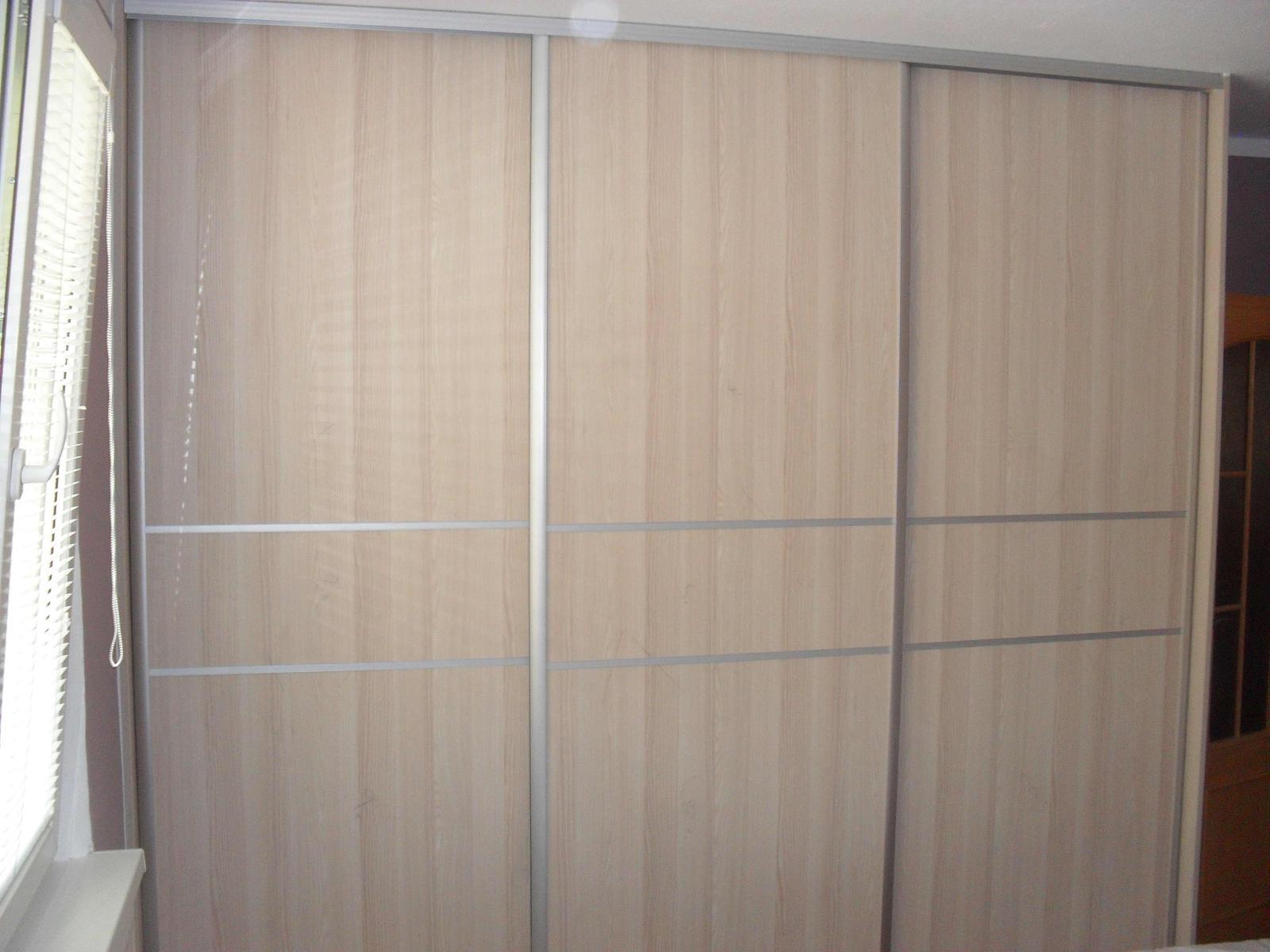 Vstavané skrine Martin Benko Bošany - Obrázok č. 15