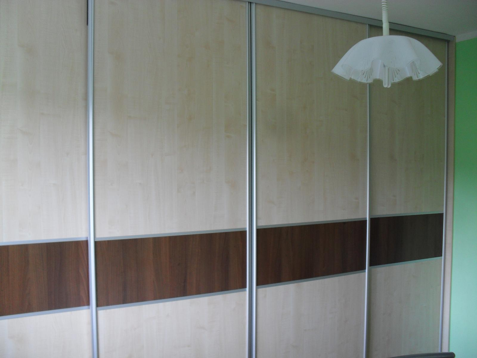 Vstavané skrine Martin Benko Bošany - Obrázok č. 6