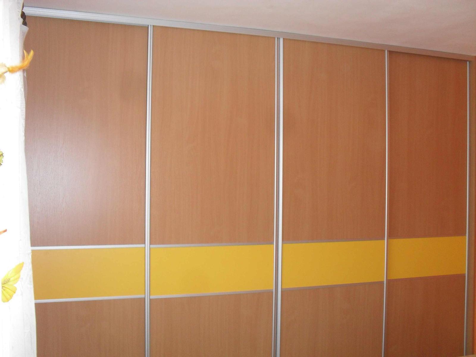 Vstavané skrine Martin Benko Bošany - Obrázok č. 26