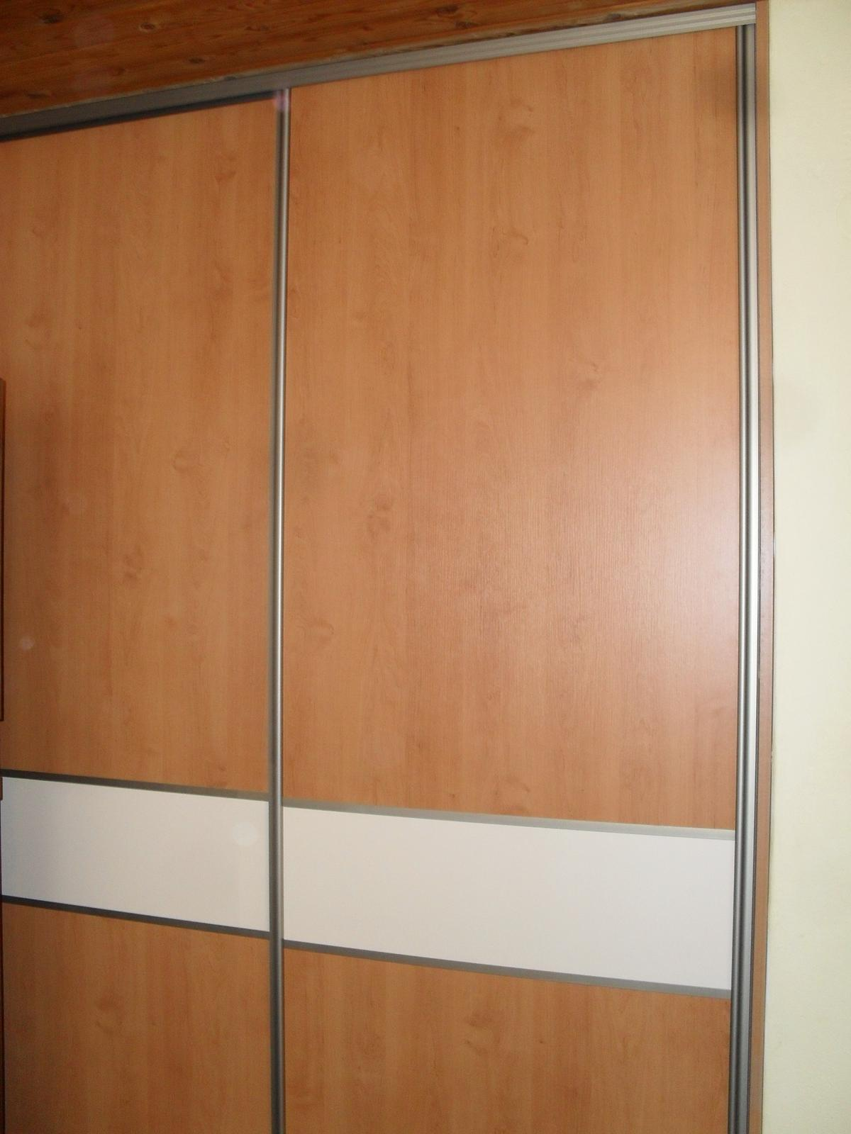 Vstavané skrine Martin Benko Bošany - Obrázok č. 17