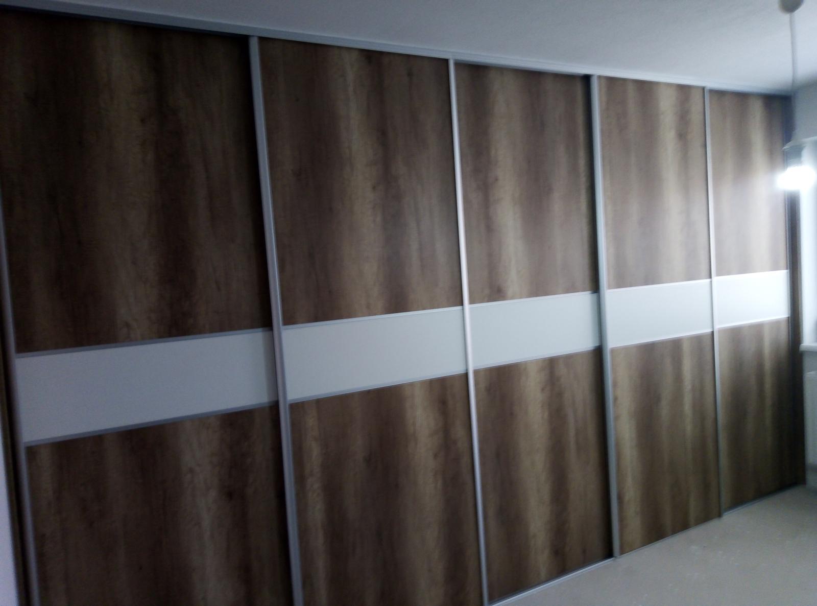 Vstavané skrine Martin Benko Bošany - Obrázok č. 64