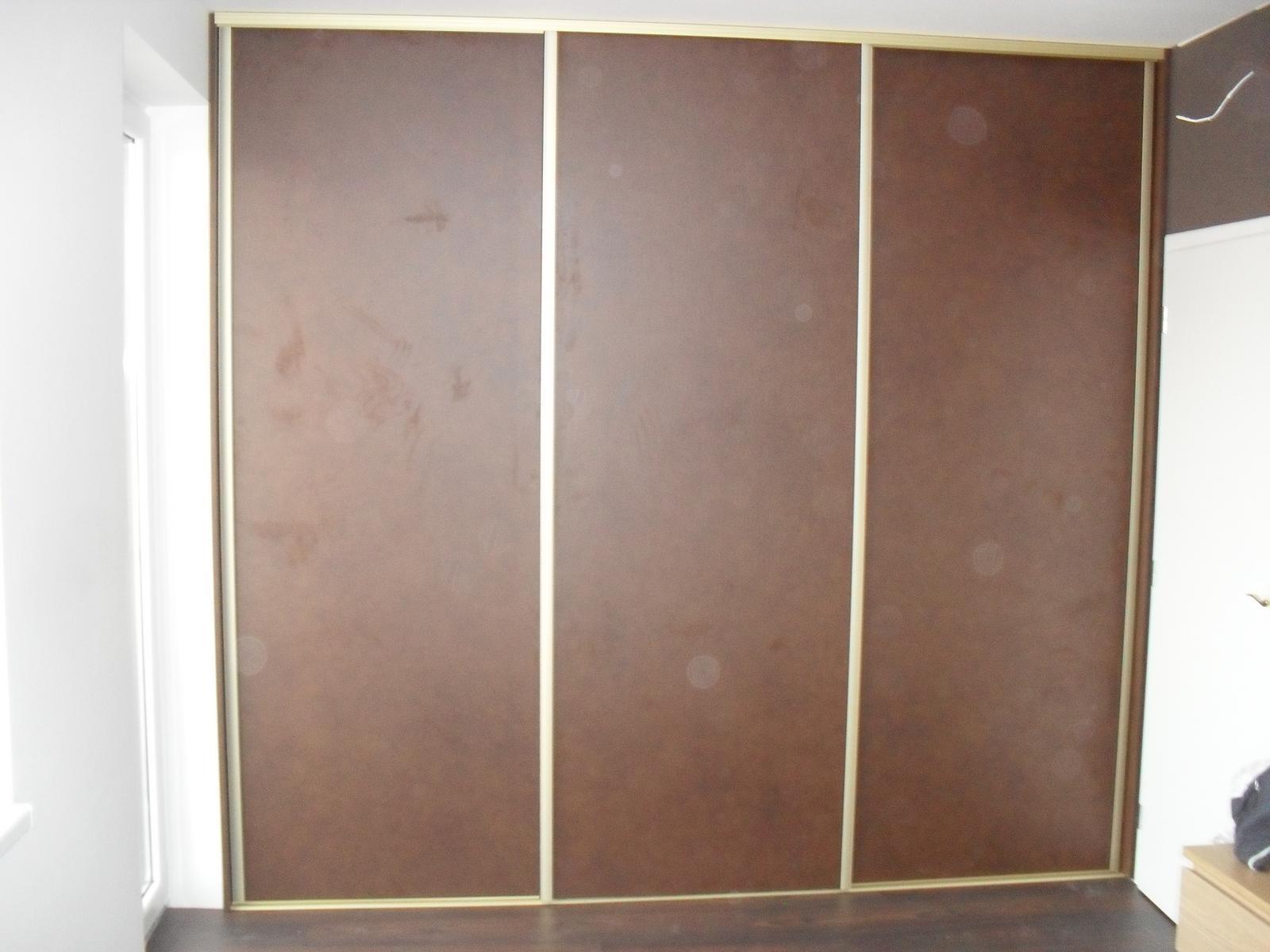Vstavané skrine Martin Benko Bošany - Obrázok č. 53