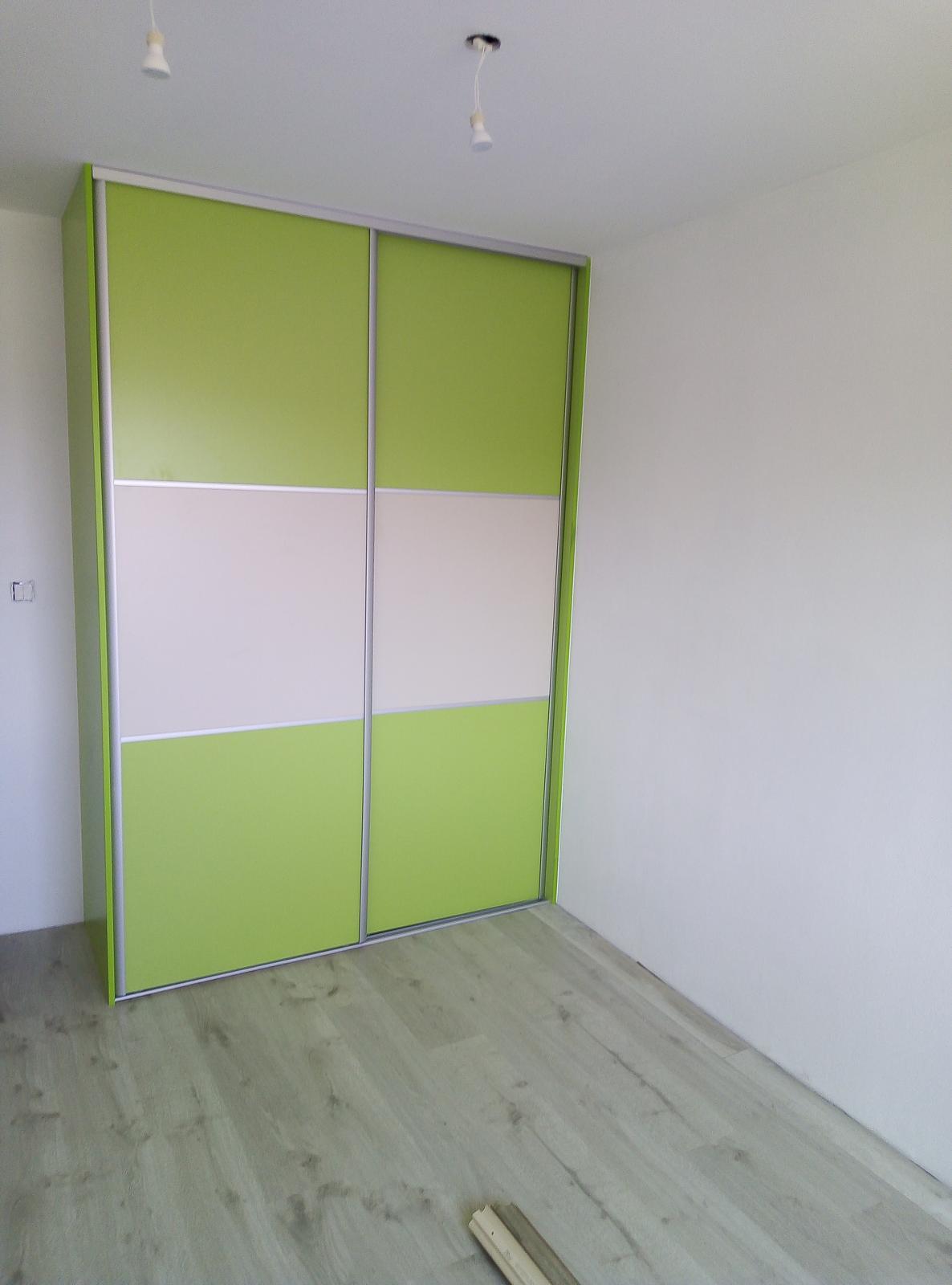 Vstavané skrine Martin Benko Bošany - Obrázok č. 19