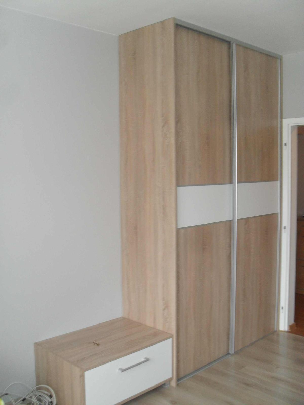 Vstavané skrine Martin Benko Bošany - Obrázok č. 3