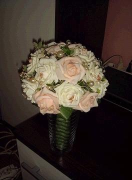 Svadobne kytice - Obrázok č. 1