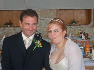 Tak aj takéto niečo sa mi v deň svadby podarilo...