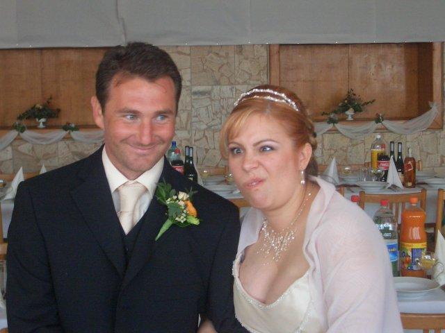 Martina{{_AND_}}Radoslav - Tak aj takéto niečo sa mi v deň svadby podarilo...