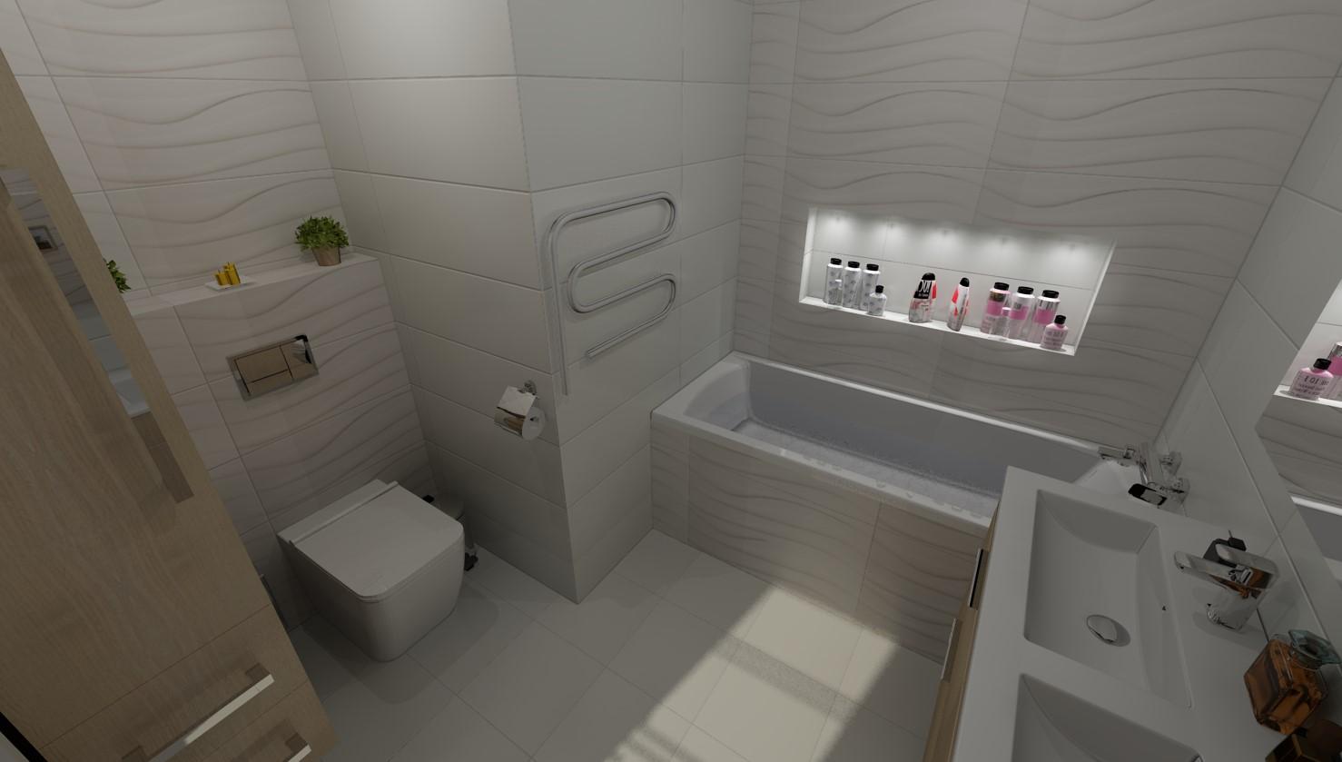 Koupelna varianty - Obrázek č. 8