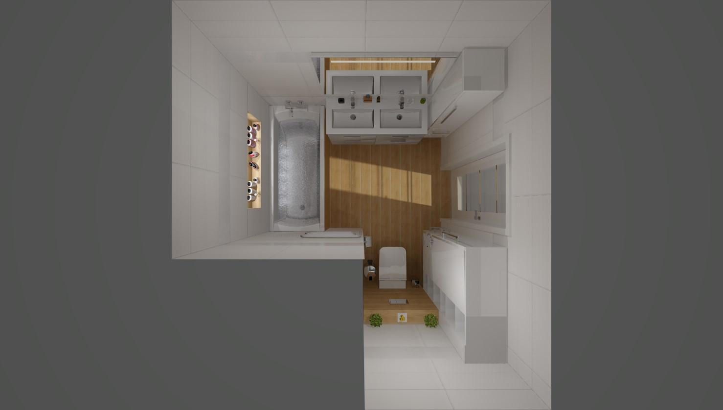 Koupelna varianty - Obrázek č. 10