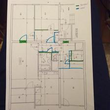 Znázornění stavebních úprav