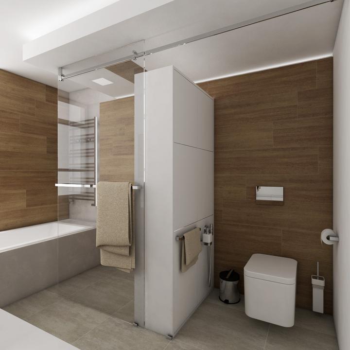 Koupelna inspirace - Obrázek č. 5