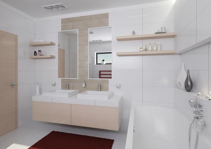 Koupelna inspirace - Obrázek č. 9