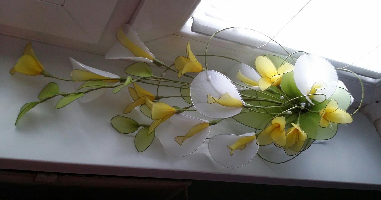 Svadobna kytica pre nevestu - Obrázok č. 1