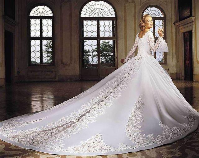 Svadobné šaty, čo sa mi páčia :) - Obrázok č. 5