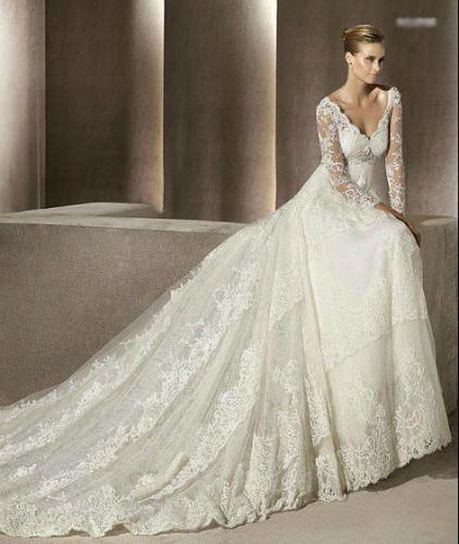 Svadobné šaty, čo sa mi páčia :) - Obrázok č. 11