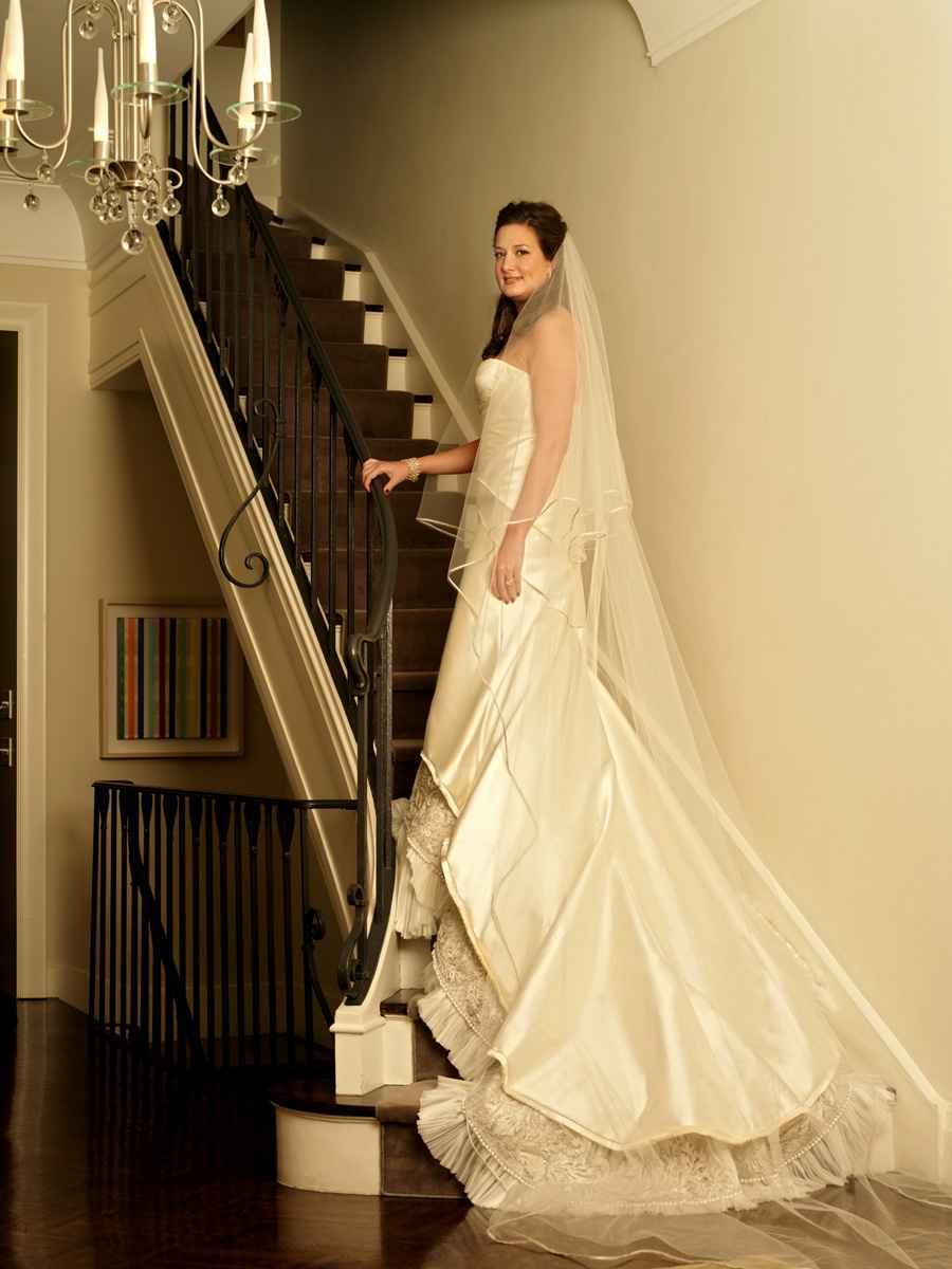 Svadobné šaty, čo sa mi páčia :) - Obrázok č. 17