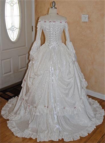Svadobné šaty, čo sa mi páčia :) - Obrázok č. 196