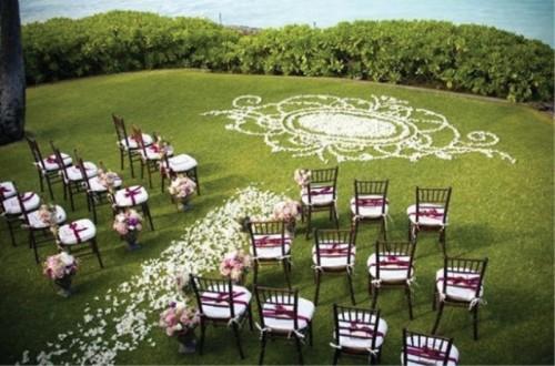 Once upon a time...my wedding dreams - keby som už nemala zajednaný kostol, tak svadba by bola vonku :)