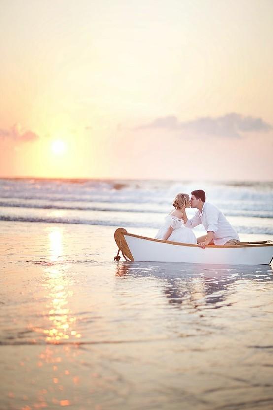 Once upon a time...my wedding dreams - nádherná romantická fotka ♥