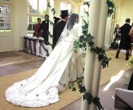 viktoriánsky svadba v dnešnej dobe