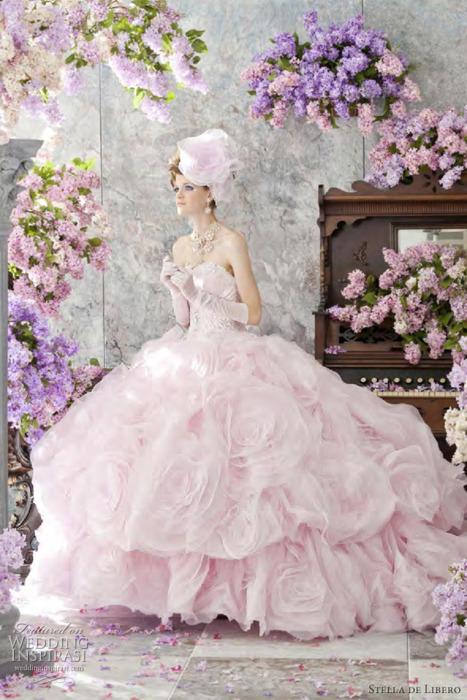 Svadobné šaty, čo sa mi páčia :) - Obrázok č. 225
