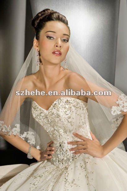 Svadobné šaty, čo sa mi páčia :) - Obrázok č. 28