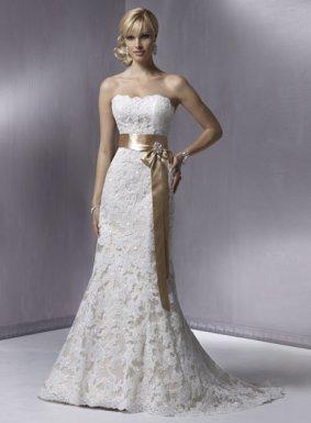 Svadobné šaty, čo sa mi páčia :) - Obrázok č. 36