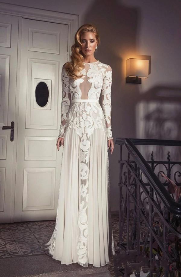 Svadobné šaty, čo sa mi páčia :) - Obrázok č. 40