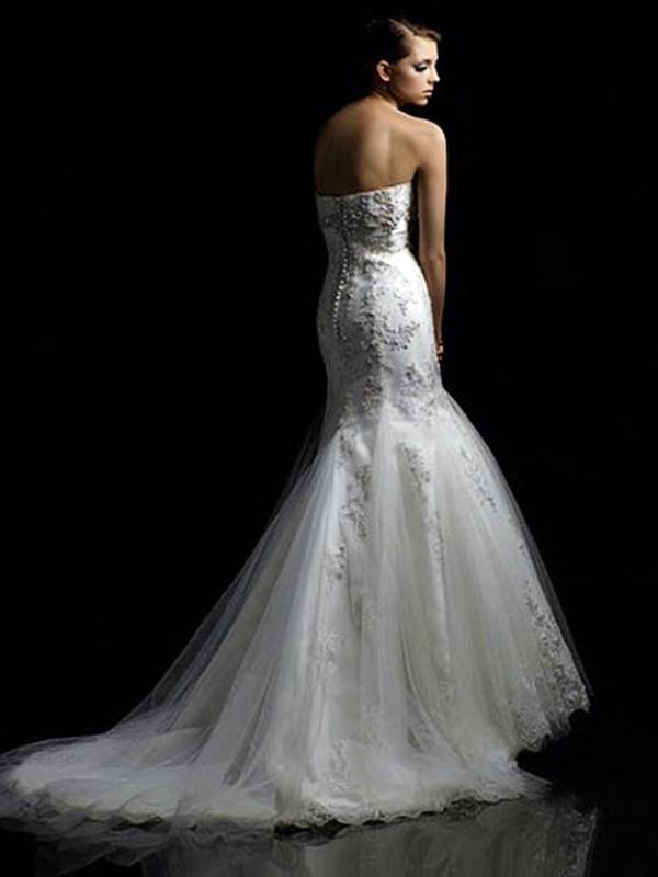 Svadobné šaty, čo sa mi páčia :) - Obrázok č. 48