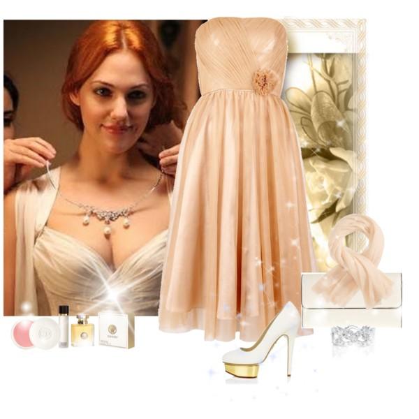 Svadobné šaty, čo sa mi páčia :) - Obrázok č. 50