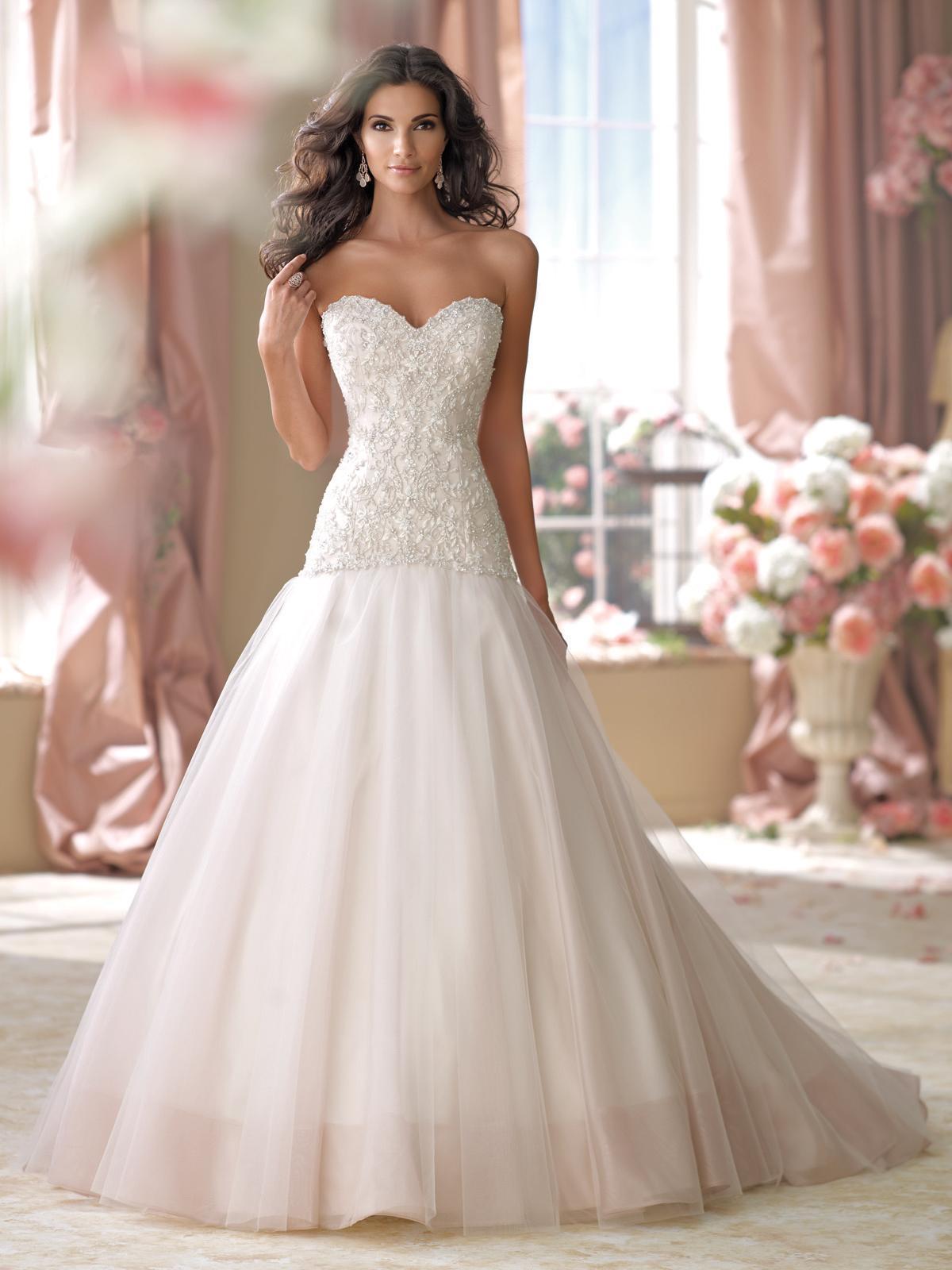 Svadobné šaty, čo sa mi páčia :) - Obrázok č. 51