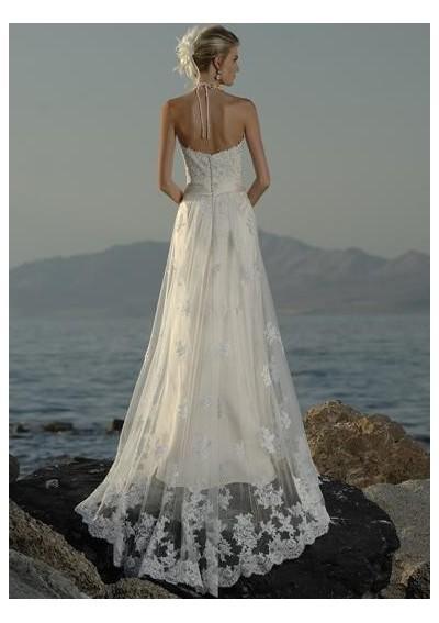 Svadobné šaty, čo sa mi páčia :) - Obrázok č. 53