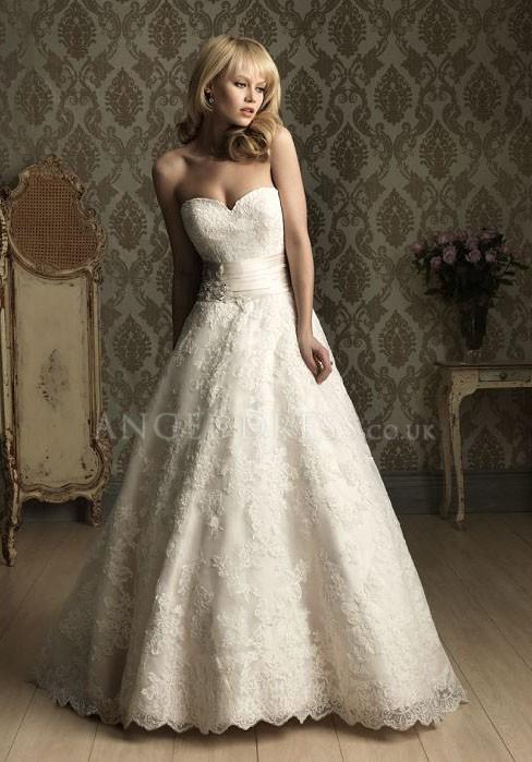 Svadobné šaty, čo sa mi páčia :) - Obrázok č. 55